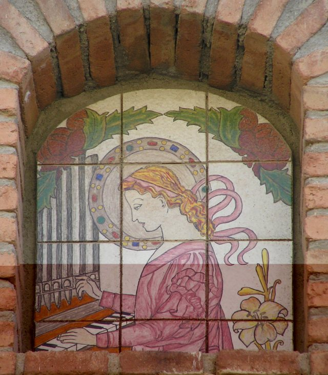 Majòlica Santa Cecília
