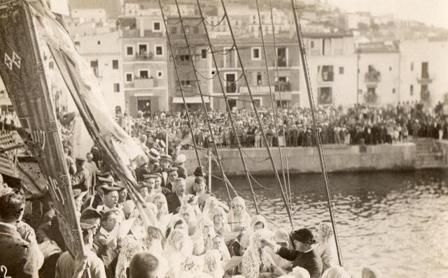 1928 - l'Orfeó a Eivissa